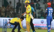 IPL 2019 DC Vs CSK Match Photo Gallery - Sakshi