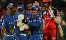 Mumbai Indians Vs Royal Challengers Bangalore Match Photo Gallery  - Sakshi