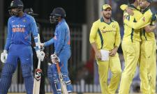 india lost 32 runs against australia Photo Gallery - Sakshi
