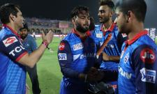 Delhi Capitals Vs Rajasthan Royals IPL Match Photo Gallery - Sakshi