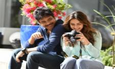 Manmadhudu-2 movie stills Photo Gallery - Sakshi