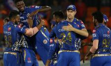 SRH Vs MI Match Photo Gallery - Sakshi