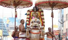 Simha Vahanam in Govindarajaswamy Photo Gallery - Sakshi