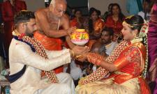 Hanuma Vihari and Fashion Designer Preeti get married in Hanamkonda Photo Gallery - Sakshi
