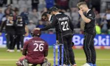 New Zealand beat West Indies by 5 runs Photo Gallery - Sakshi