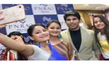 Allu Sirish launches PN Rao Suit Makers at Hyderabad Photo Gallery - Sakshi