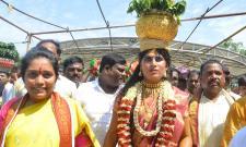 Bangaru Bonam For Vijayawada Kanaka Durga Photo Gallery - Sakshi