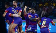 Pro Kabaddi Dabang Delhi vs Tamil Thalaivas Match Photo Gallery - Sakshi