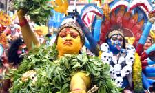 Lal Darwaza Bonalu 2019 IN Old City Photo Gallery - Sakshi