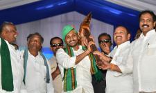 YSR Raithu Dinotsavam Public Meeting at Jammala Madugu Photo Gallery - Sakshi