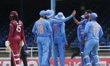 India West Indies Cricket Second One Day Match Photo Gallery - Sakshi