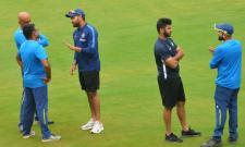 Board Presidents XI vs South Africa Practice Match at Vizianagaram - Sakshi