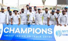 India vs West Indies 2nd Test Photo Gallery - Sakshi