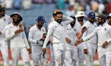 India Set New World Record With Test Series Win Over South Africa - Sakshi