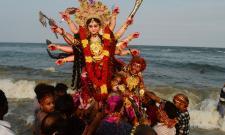 Durga Mata Nimajjanam Photo Gallery - Sakshi