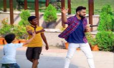 Virat Kohli Spotted Playing Gully Cricket with Children in Indore Photo Gallery - Sakshi