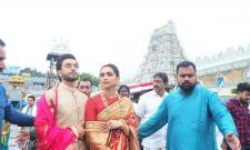 Ranveer Singh Deepika Padukone Visits Tirumala Photo Gallery - Sakshi