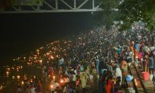 Karthika Masam Celebrations at Pushkar Ghat Rajahmundry Photo Gallery - Sakshi