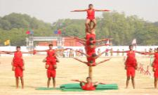 NCC Day celebrations at Parade Ground in Hyderabad Photo Gallery - Sakshi
