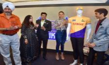 Rakul Preet Singh Jersey Launch For Tennis Premier League Photo Gallery - Sakshi