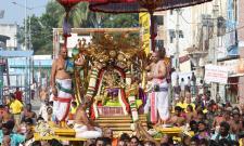 Padmavathi Ammavari Brahmotsavam Photo Gallery - Sakshi