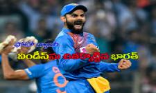 Batsmen dazzle as India Clinch Series With 67 Run Win - Sakshi