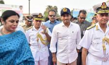 AP CM YS Jagan Participates Navy Day Celebrations Photo Gallery - Sakshi