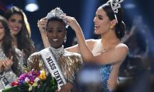 Miss Universe 2019 winner is Miss South Africa Zozibini Tunzi Photo Gallery - Sakshi