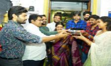 Vidhi Vilasam Adith Arun Shivathmika Movie Launch Photo Gallery - Sakshi
