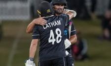 New Zealand win by 5 wickets sweep series 3-0 Photo Gallery - Sakshi