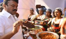 Fish Food Festival at NTR Stadium Photo Gallery - Sakshi