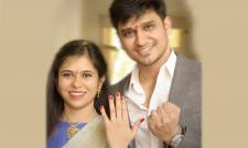 Nikhil Siddhartha gets engaged with girlfriend Pallavi Photo Gallery - Sakshi