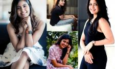 actress Amritha Aiyer exclusive photo gallery - Sakshi