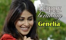 Genelia birthday special Photos Photo Gallery - Sakshi