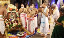 Tirumala Tirupati Brahmotsavam 2020 - Sakshi