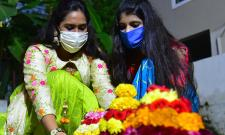 Bathukamma Festival Celebrations Kukatpally Photo Gallery - Sakshi