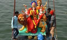 Durga Mata Nimajjanam at Tank bund 2020 Photo Gallery - Sakshi