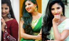 Singer Mangli Photos - Sakshi