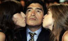 Diego Maradona Exclusive Photo Gallery - Sakshi