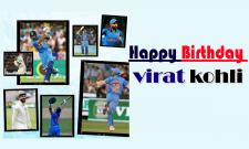 Virat Kohli Birthday Special Photos PHoto Gallery - Sakshi