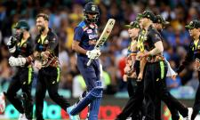 Australia win 3rd T20 by 12 runs Photo Gallery - Sakshi