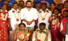 Suriya Attends His Fan Club Member Hari's Wedding.  - Sakshi