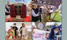 world biggest Motera Cricket Stadium to be called Narendra Modi Stadium Photo Gallery - Sakshi