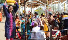 Chinna Medaram Jathara Photo Gallery - Sakshi