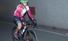 Manchu Lakshmi Completes 100km Cycle Ride Photo Gallery - Sakshi
