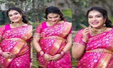 Actress Hari Teja Baby Bump Latest Photo Gallery - Sakshi