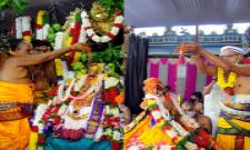 Seetharamula Kalyanam At Bhadrachalam Photo Gallery - Sakshi