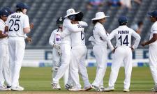 Womens International Test match at the Bristol  - Sakshi