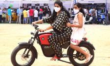 Go Electric Campaign at Hyderabad - Sakshi