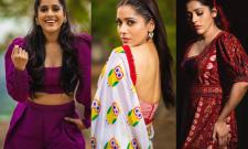 Tollywood Anchor Rashmi Gautam Latest Photo Gallery  - Sakshi